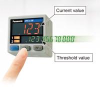 Direct setting of threshold value